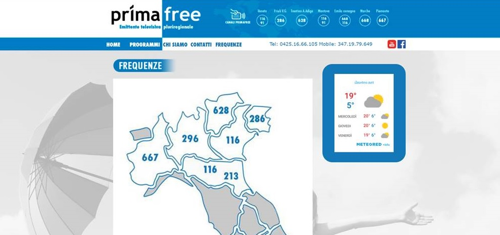 Re.Pack è in onda  su Primafree